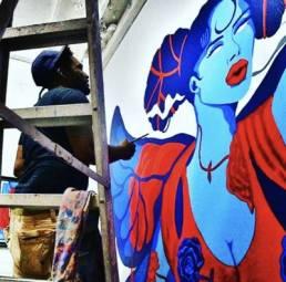 Mister Sampson Wall Art